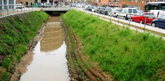 Biorrollos como soluciones ideales para fijar orillas de cauces de ríos
