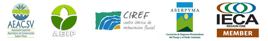 Asociaciones a las que pertenece Bonterra Ibérica