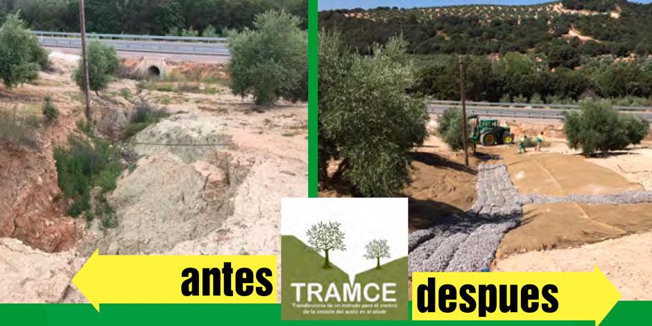 Control de erosión en la agricultura