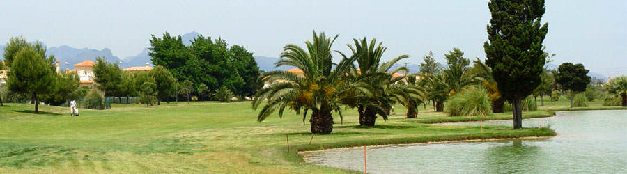 depuración de aguas residuales campos golf