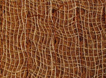 Manta orgánica de coco y arpilleras de yute