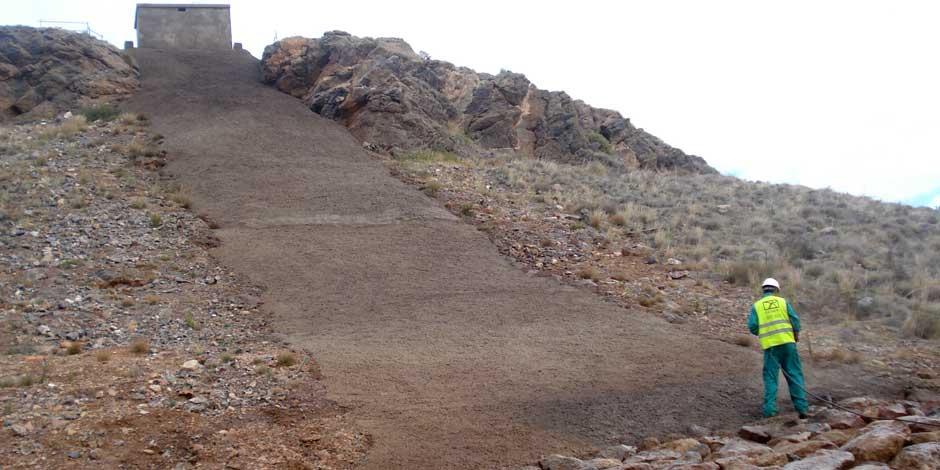Nuevo tinte para envejecimiento de rocas